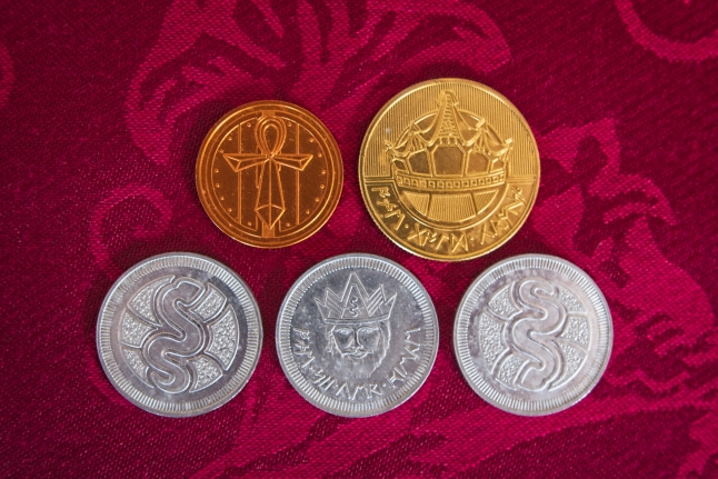Coins Ultima I - First Age of Darkness