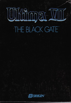 Box von Ultima VII - The Black Gate