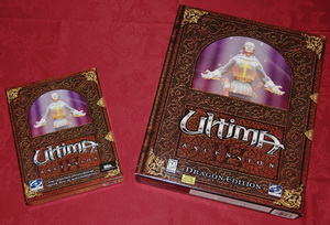Boxen von Ultima IX - Ascension